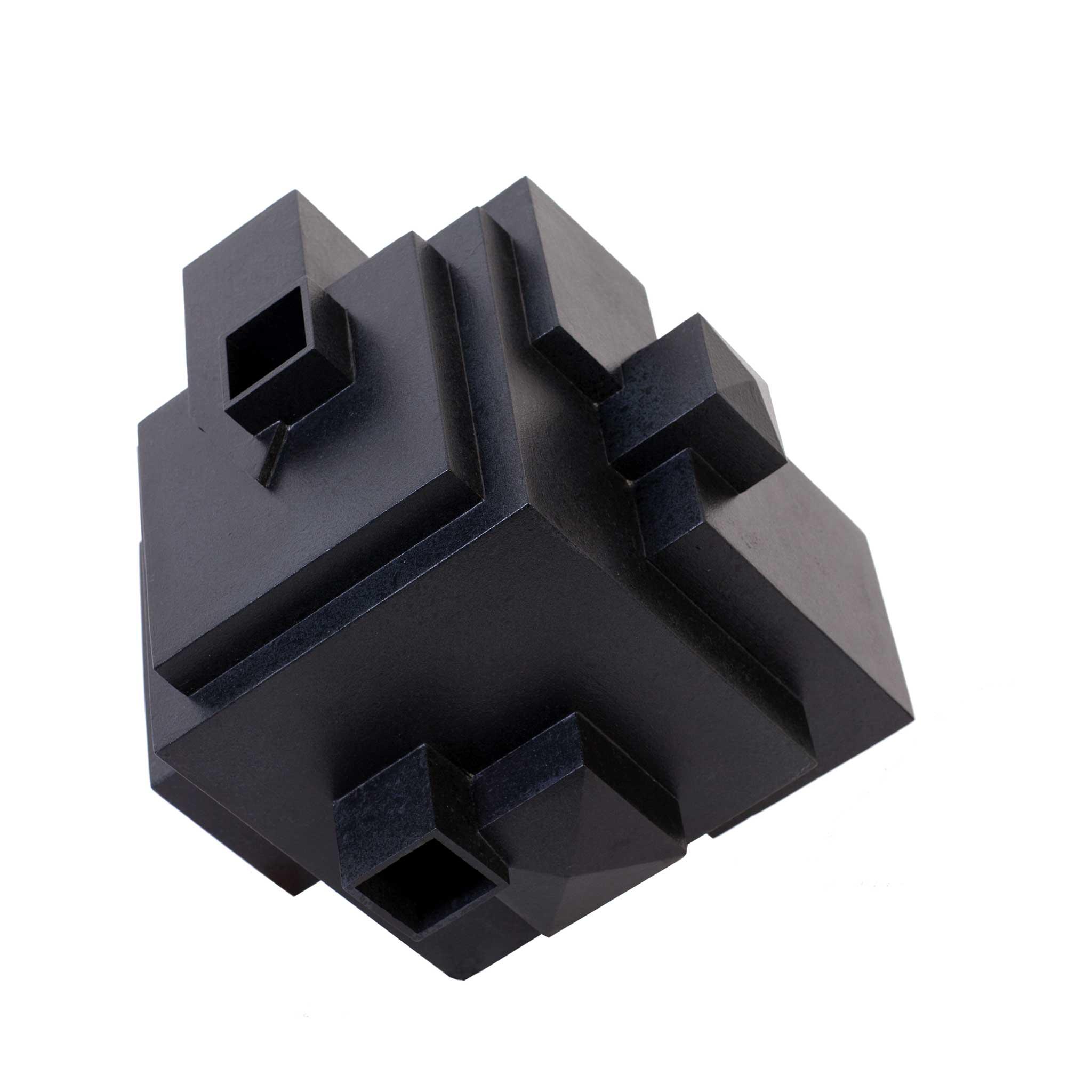 ETNIK - BLACK SOLID