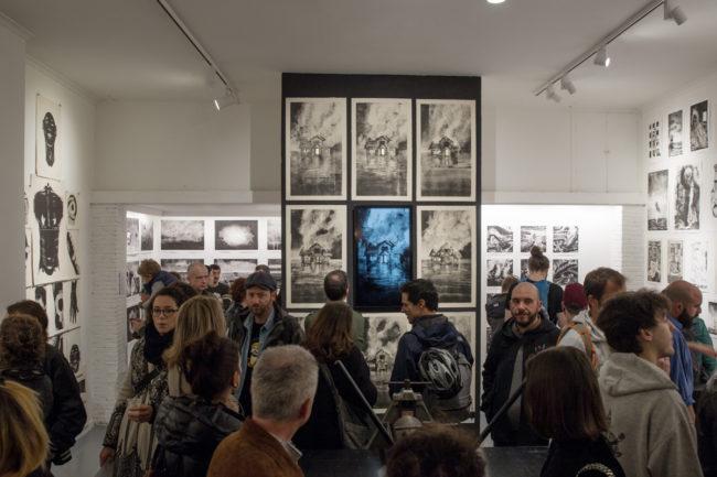 colera at galleria varsi roma