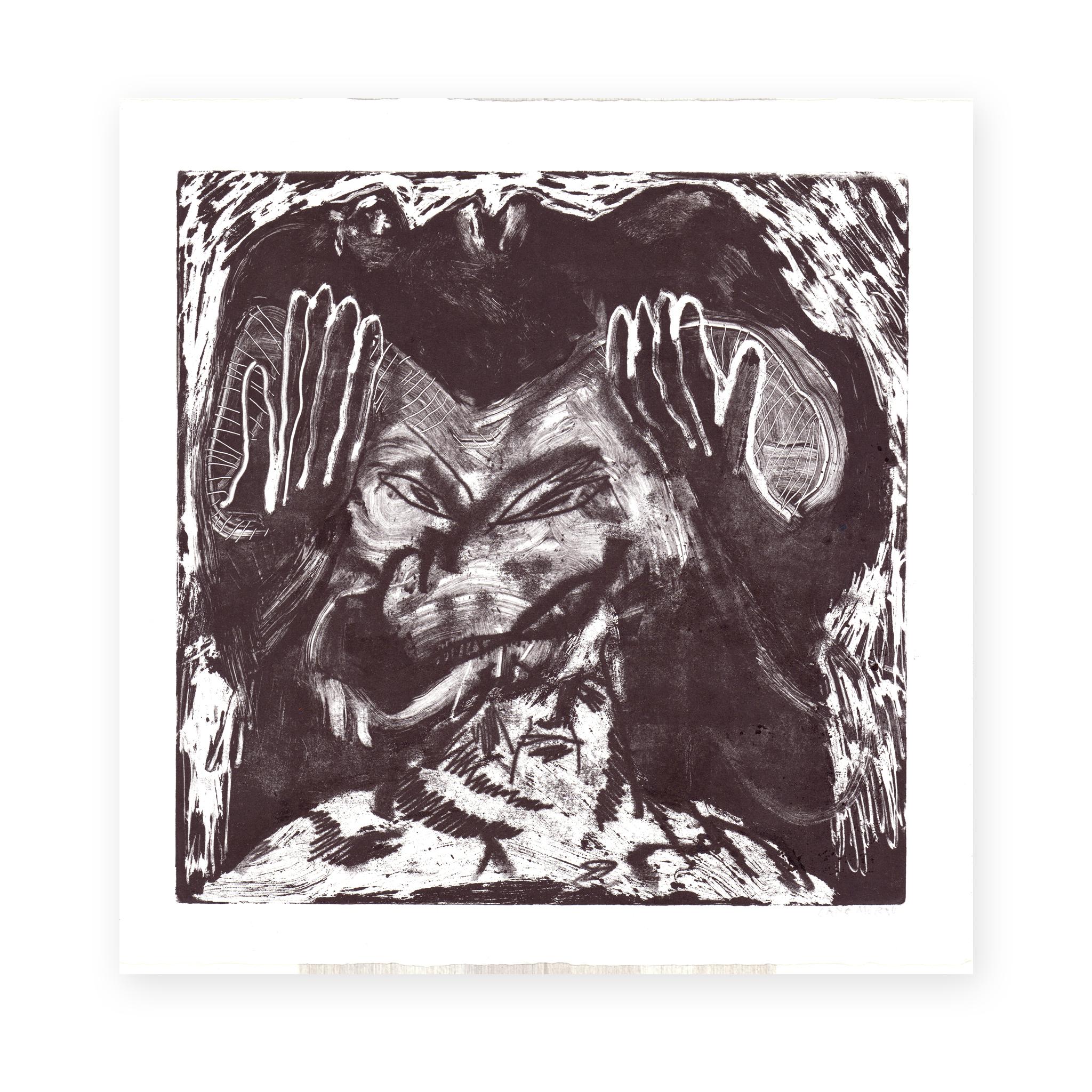 Canemorto -Idolo caprone