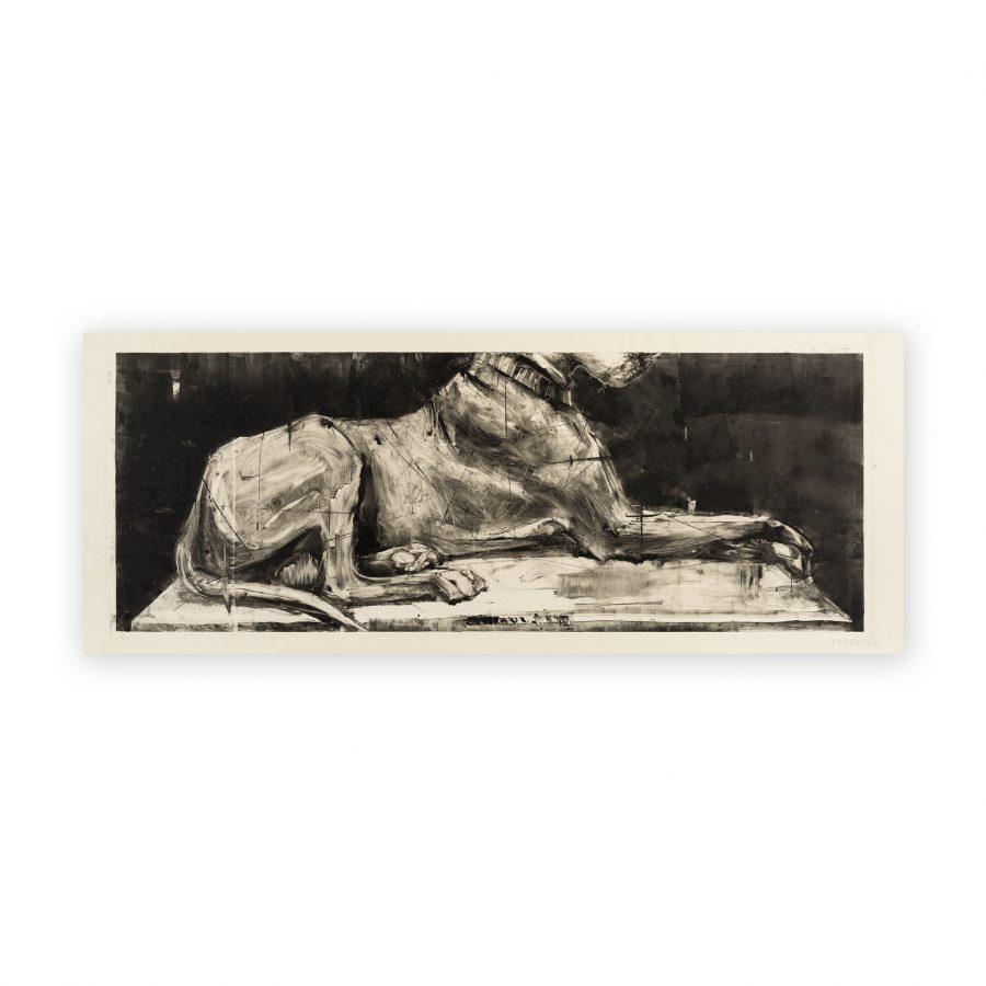 BORONDO - Insurrecta XIV (Perro Esfinge)