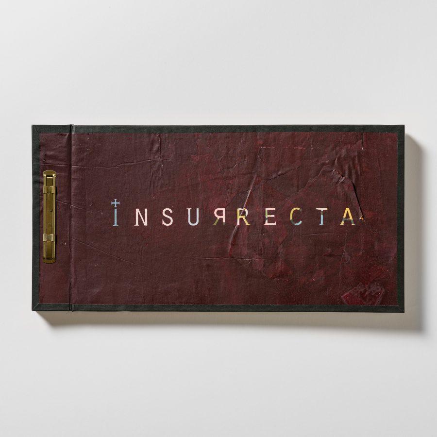 """BORONDO - """"Insurrecta"""" Art Book"""