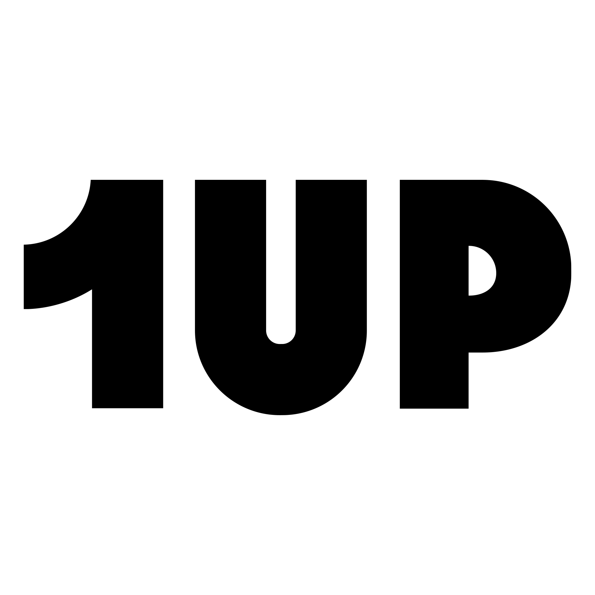 1UP or