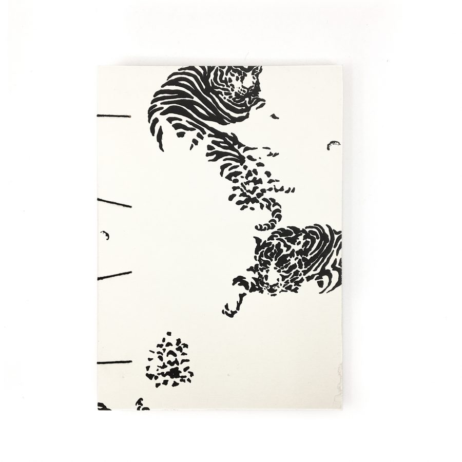"""SHE.LAB - """"Leftover Notebooks"""" Series / Tant BFC (White)"""